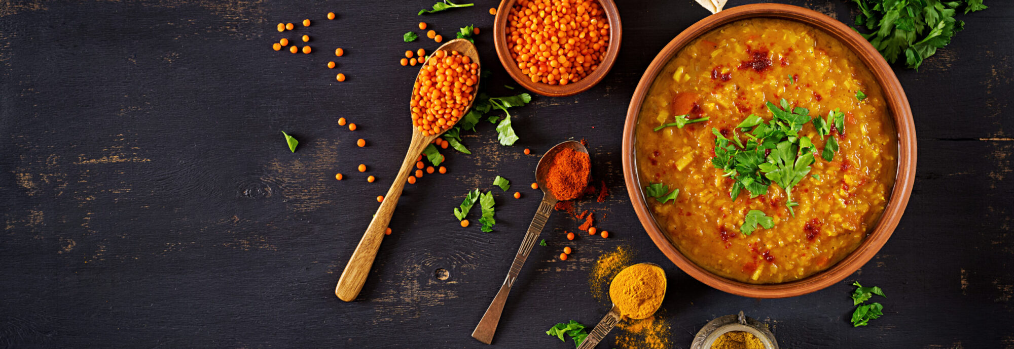 wholesome dal recipe - eco friendly plant based cooking recipe from my home to you