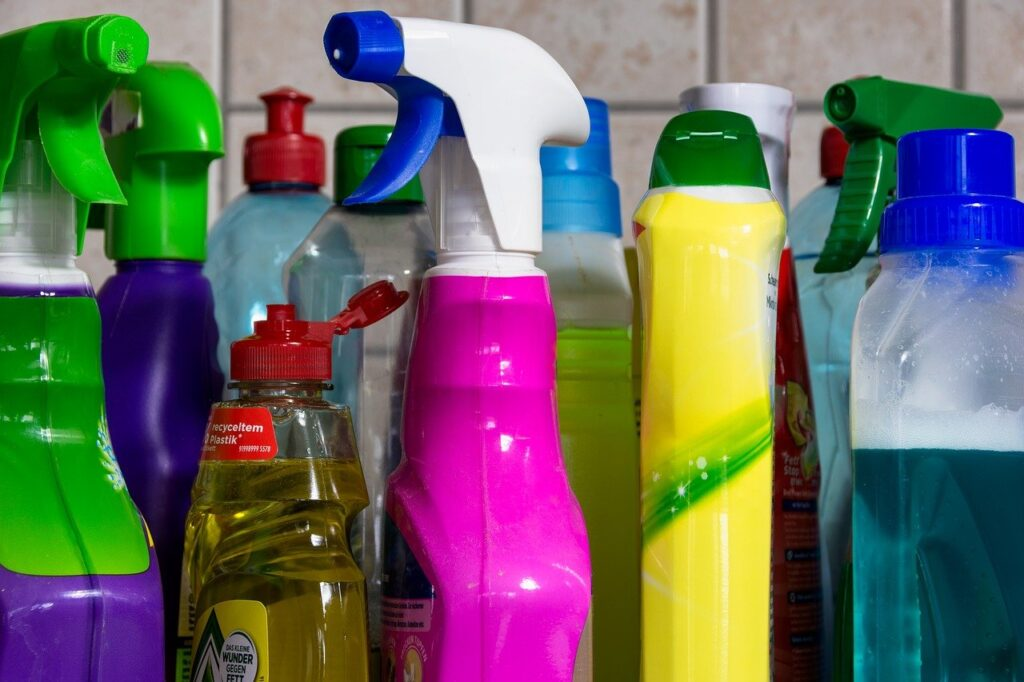 tips to clean your home without chemicals